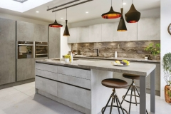 concrete-effect-kitchen